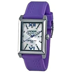 Locman 024100MWNVT0SIV_wt Unisex Wristwatch