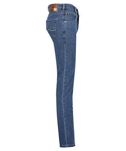 Joker Herren Jeans Freddy Straight Fit Cash On Delivery Stoned Blue
