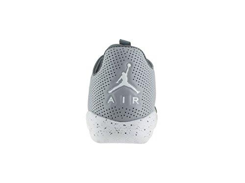 Nike Jordan Eclipse, Baskets Basses Homme Blau / Schwarz / Weiß (kühles Grau / Weiß-Grau-Weiß Wlf)