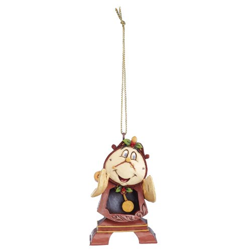 Disney Tradition Cogsworth (Hanging Ornament)