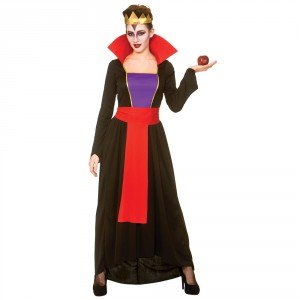 Wicked Queen - Adult Costume Lady: ()