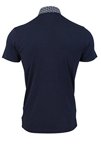 Mish Mash Flash - Herren Poloshirts - Kurzärmelig Marine