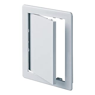 Access Panel 200x300mm (8x12inch) White High Quality ABS Plastic