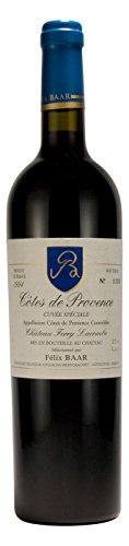 Côtes de Provence Cuvée Spéciale 1994 - Alter Rotwein, Frankreich, Provence, Syrah, Cabernet Sauvignon, Grenache, Trocken