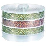 Kitchen Point Sprout Maker for living healthy, Multi-colored