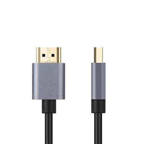 Hub Adapter,Janly HDMI Kabel V2.0 3D 1080P Ethernet 4K 60Hz - HDTV LCD LED Für PS4 (A 0.5m) Hdmi-kabel-hdtv-lcd