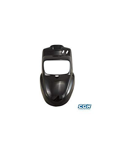 Motodak Tablier AV//Face AV Scooter tunr Adapt Peint ludix Noir Compteur Triangulaire