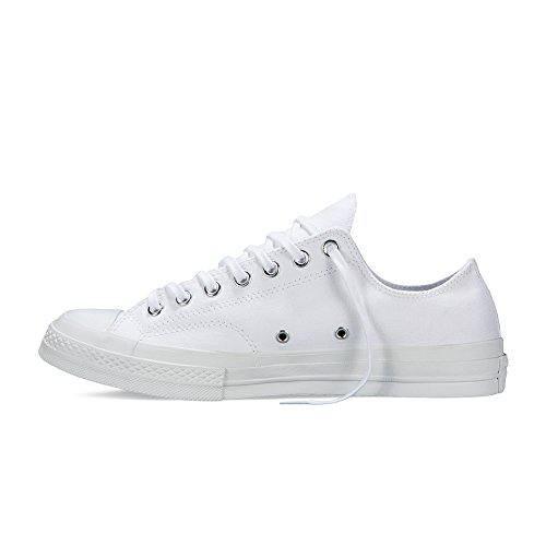 CONVERSE uomo sneakers basse 147071C CT 70 OX Bianco
