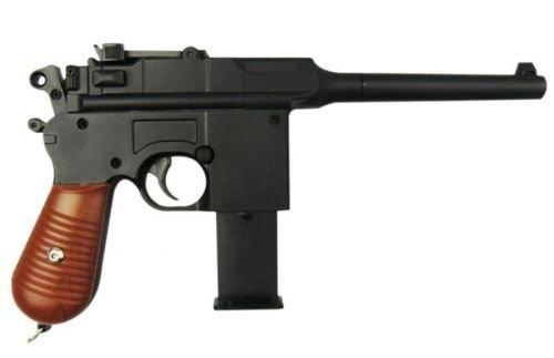 Luftpistole mit 2 Magazine, Federdruck , 6 mm kaliber, 6-12 Schuss <...