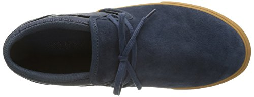 Supra Cuba, Sneakers Basses mixte adulte Bleu - Blau (NAVY - GUM 410)