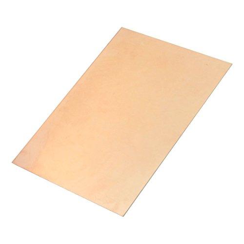 30cm x 20cm Einseitig DIY Kupfer-Clad-Platte Laminat PCB-Leiterplatte