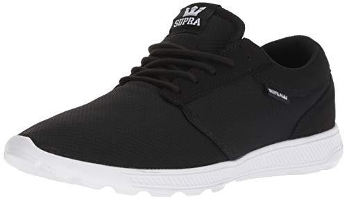 Supra Unisex-Erwachsene Hammer Run Sneaker, Schwarz (Black White 009), 43 EU (Supra)
