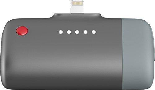 Emtec ECCHA26U400AP Batterie Externe pour Téléphone portable 2600 mAh Micro USB Gris