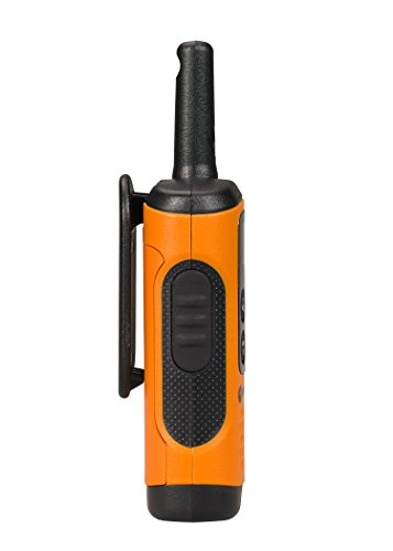 Motorola-T41-Walkie-Talkie-Orange-Pack-of-2