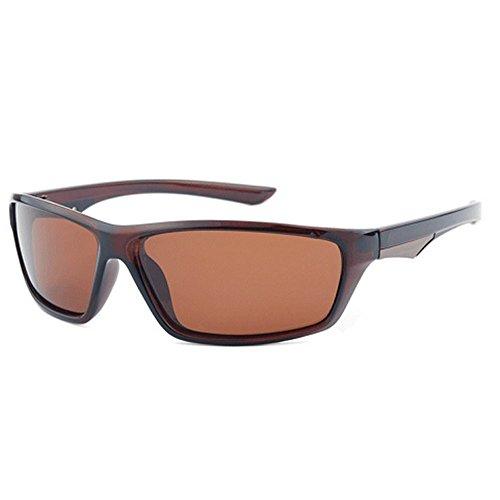 CHshop Golf Laufsonnenbrille, Tee Box polarisierten Tee