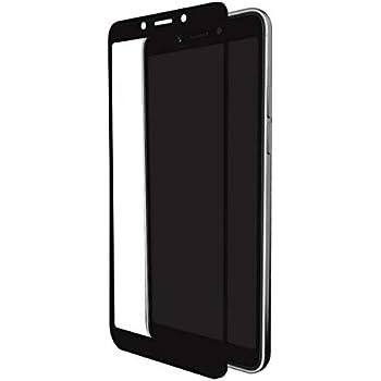 Amazon Brand - Solimo Redmi 6A Premium Full Body Tempered Glass