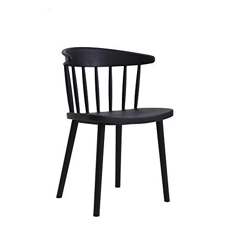 KFXL yizi chaise à manger chaise Bureau pour discuter des chaises en tissu occasionnels chaise d'accueil 7 couleur en option 78 * 50 cm (Couleur : G)