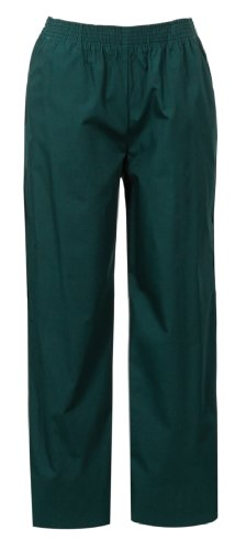 Uniform Works Junior Kordel Collection Damen Housekeeping Hose, Hunter, Hunter, XXL