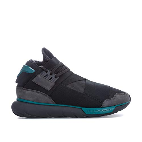 buy popular 3bf11 6ee39 Y-3 Qasa High Chamel Grey 7