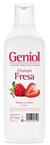 GENIOL - STRAWBERRY shampoo 750 ml-unisex