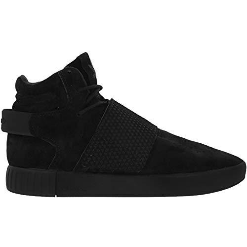 hlrohr Invader Gurt Herren Hi Top Turnschuhe Sneakers Schuhe, Black Black Black BB1169 - Größe: 42 2/3 EU ()
