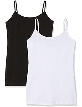 Dorothy Perkins Satin Cami, Camiseta de Tirantes para Mujer