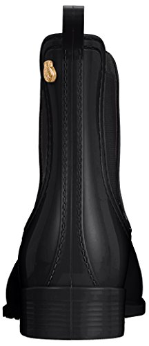 Lemon Jelly Damen Comfy Chelsea Boots Schwarz (Black)