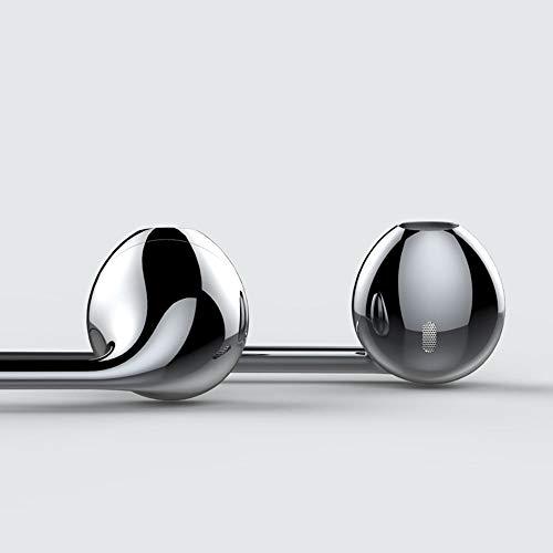 JINTOU Auriculares De Bafle para iPhone, Samsung, Smartphones Y Tablets