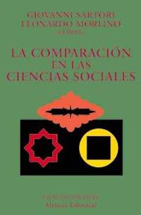 La comparación en las ciencias sociales (El Libro Universitario - Ensayo)
