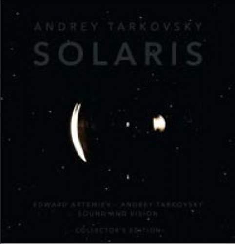 Solaris Sound and Vision Box Set the Film Album (Audio CD) Vision-box