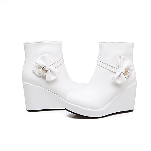 Abl09446 Femme Blanc Balamasa D7wpxy Compensées Sandales YdY1xrSw