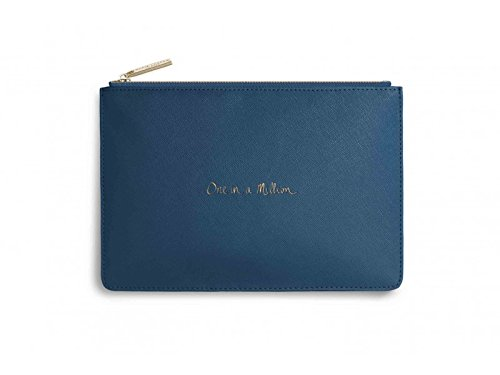 Katie Loxton - Perfect Pouch - One In A Million - Peacock