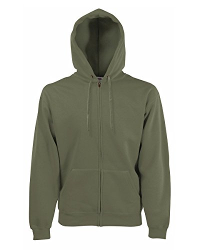 Fruit of the Loom Men's Classic Hooded-Sweat
