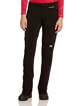 The North Face Tekware TNF Pantalones térmicos, Mujer, Negro (Tnf Black), M