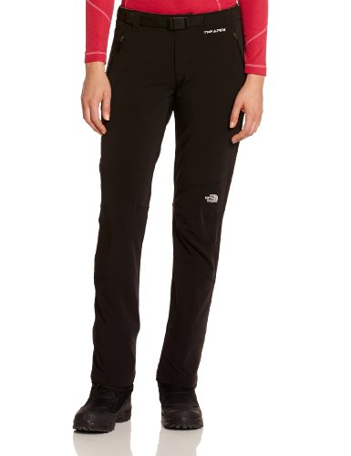 North Face W Diablo Pantalone, Nero/Tnf Black, L/REG