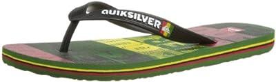 Quiksilver MOLOKAICOMPWORD M SNDL XRYG - Zapatillas De Agua de material sintético hombre