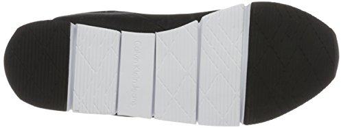 Calvin Klein Jabre Mesh/HF, Scarpe da Ginnastica Basse Uomo Multicolore (Bwy)
