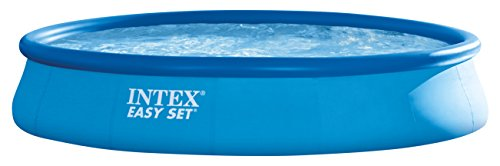Intex Easy Set Pool Set, blau, Ø 457 x 84 cm