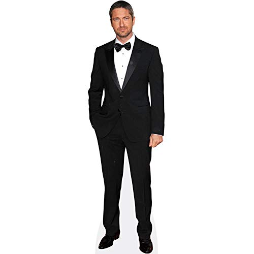 Mini Bow Tie (Celebrity Cutouts Gerard Butler (Bow Tie) Pappaufsteller Mini)