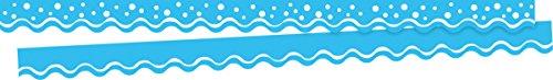 eitig Bordüre/Zierrand 2Pack-Happy Pool Blue (BC3704) ()
