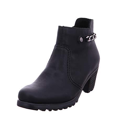 Rieker Weiblich France-Wildebuk Schuhe