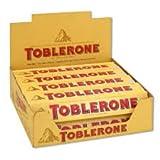 #9: Toblerone Chocolates Box 50gm X 20 pcs (Imported)