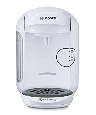 Bosch Tassimo Vivy TAS1404GB Multi Beverage Machine, 1300 Watt, 0.7 Litre - White [Energy Class A]
