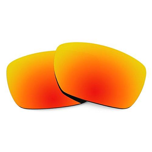 Revant Ersatzlinsen für Oakley Tincan Feuerrot MirrorShield®