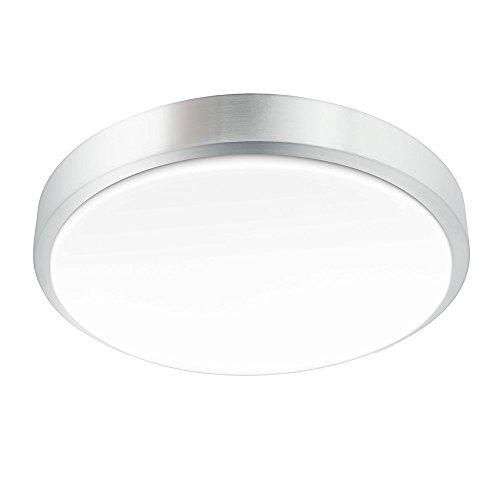 Ustellar Wasserfest 12W LED Deckenleuchte ersetzt 100W Glühbirne ...