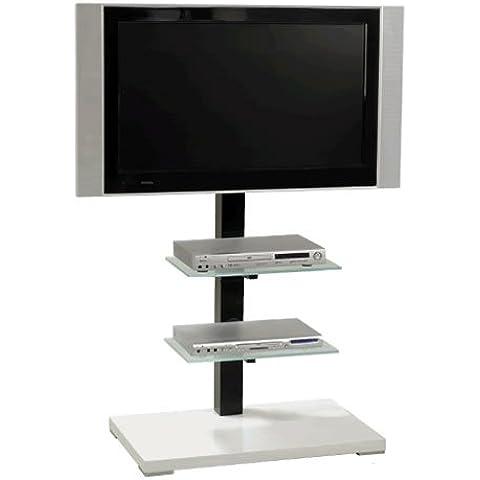 Columna de Soporte para Plasma LCD pantallas Elia 115B columna Plata–Suelo Plata