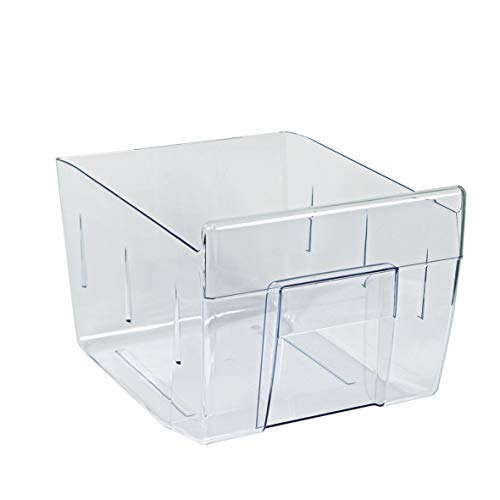 Electrolux AEG 224713924 2247139245 ORIGINAL Gemüseschale Schublade Gemüsefach Kühlfach Kühlschublade Gemüseschublade Behälter Schale 230x180x305mm Kühlschrank auch für Novamatic Privileg Progress -