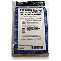 Kirby bolsas de filtro de Micron Magic® Original® 3PK + 3libre cinturones de Kirby