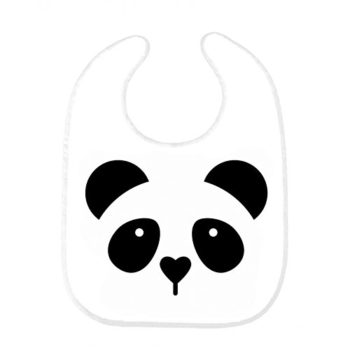 Bavoir bébé panda ref 99