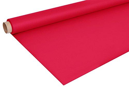 Bresser Fond en papier rouleau (1,35 x 11 m) Cerise